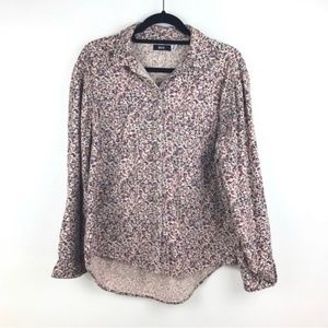 Urban Outfitters BDG Floral Button-Down Shirt